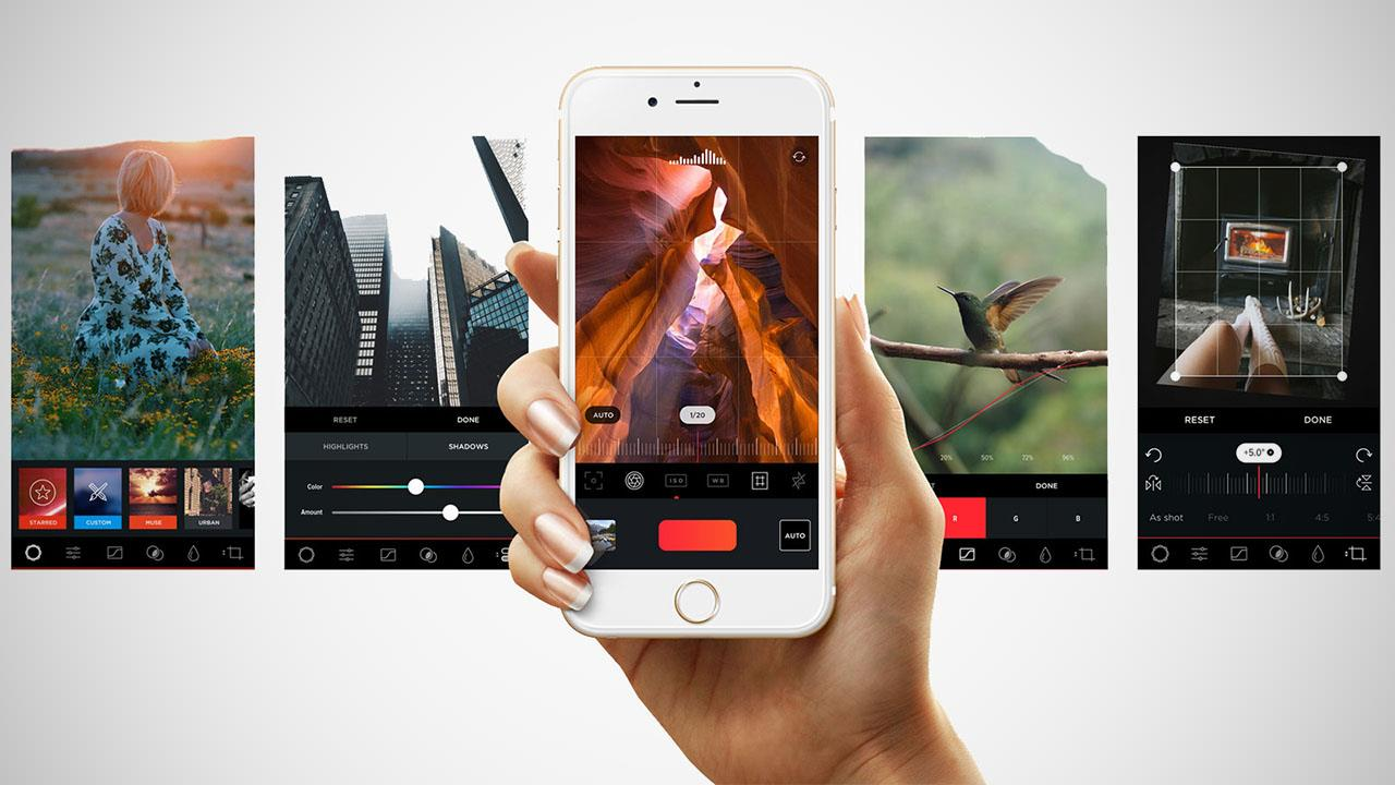 The 7 Best iPhone Camera Apps for Excellent Photography